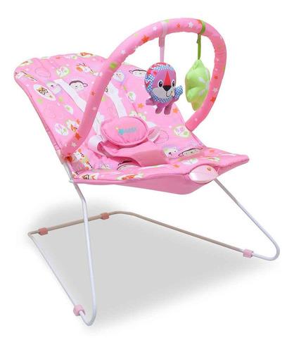 Cadeira Cadeirinha Bebê Descanso Vibra Até 11kg