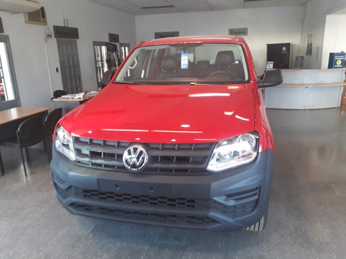 Volkswagen Amarok 2.0 Cd Tdi 140cv Trendline 2019