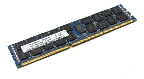 Memória Ram 16gb 12800r Ecc Ddr3 1600mhz - Poweredge R820