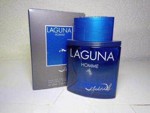 Perfume Salvador Dali Laguna Homme X30 Ml