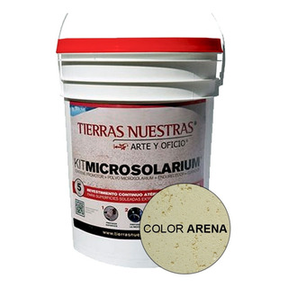 Revestimiento Atermico Para Borde Pileta Piscina Color Arena