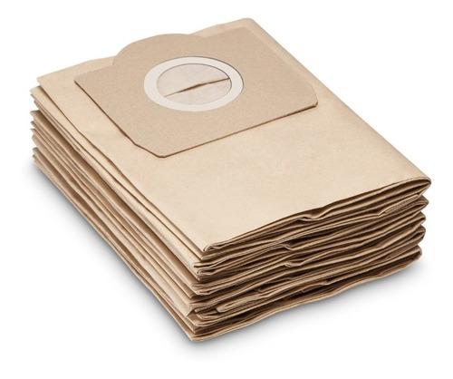 Bolsas Filtro De Papel, Original Karcher® P/ Aspiradora Wd 3