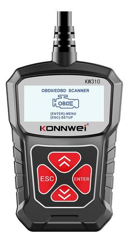 Konnwei Kw310 Universal Car Scanner Profissional Automotivo