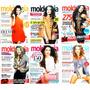 Revistas Molde E Cia Corte Costura 6 Revistas