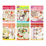 Kit 4 Revistas Ponto De Cruz & Crochê Ed. Central Lote 3