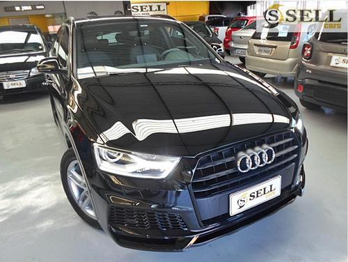 Audi Q3 2018 1.4 Tfsi Black Edition Flex S-tronic 5p