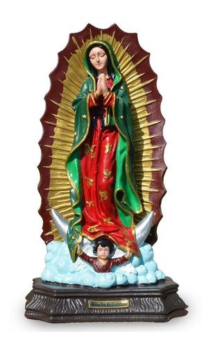 Imagem Nossa Senhora De Guadalupe 42cm Inquebrável