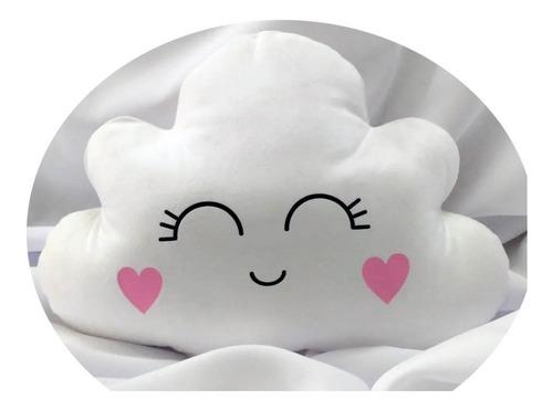 Cojin  Nubes Cuna  Pañalera Paret Bebé Baby Shower Regalo
