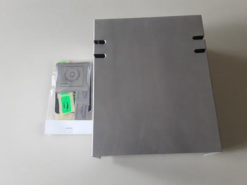 Caja De Aluminio Proyectos De Electronica