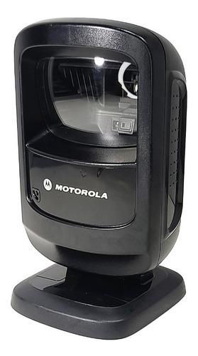 Leitor Fixo Motorola Zebra Ds9208 Imager 2d Qr Code Usb