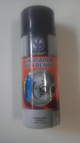 Limpiador De Frenos