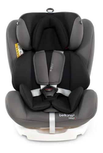Butaca Infantil Para Auto Belluno Baby Noli Gris