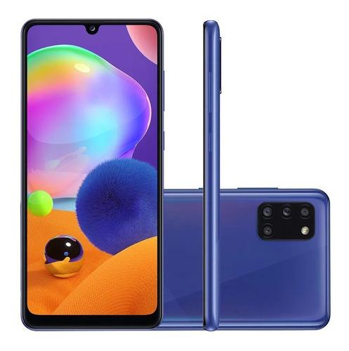 Celular Samsung Galaxy A31 A315 Dual 128gb 4gb Ram Azul