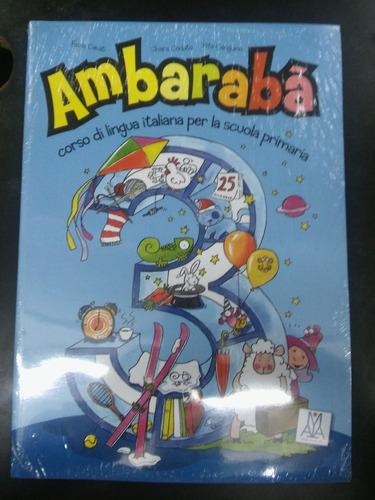 Ambaraba 3 - Libro Dello Studente + A/cd