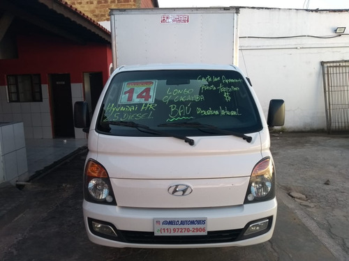 Hyundai Hr 2.5 Diesel Bau Pronta Para Trabalhar, Linda 2014