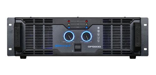 Amplificador Potência Oneal Op 5600 1000w Rms 4 Ohms-bivolt
