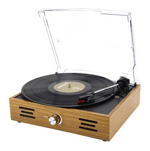 Vitrola Toca Discos Perkins Turntable Sp365