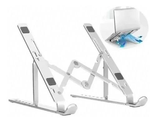 Suporte Dobrável E Portátil Slim Para Notebook E Macbook S50