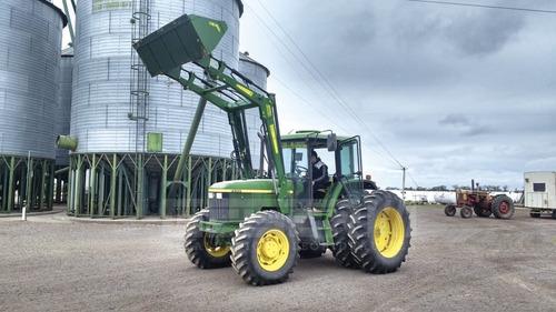 Pala Frontal Para Tractor John Deere, Massey, Fiat +90hp