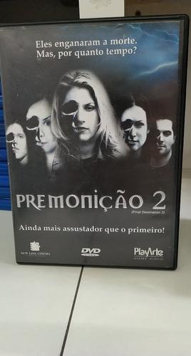 Premonição 2 - Terror -dvd Original