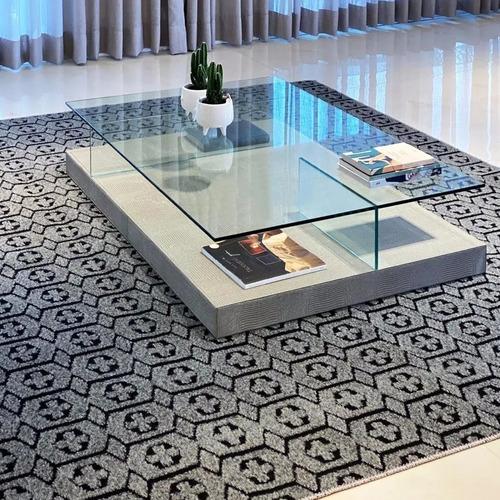 Carpete De Quarto Antialérgico Cinza 200x250 +brinde