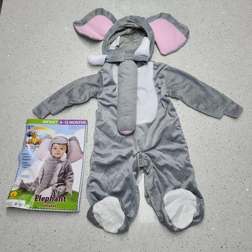 Disfraz Para Bebe De 12m Americano Nuevo