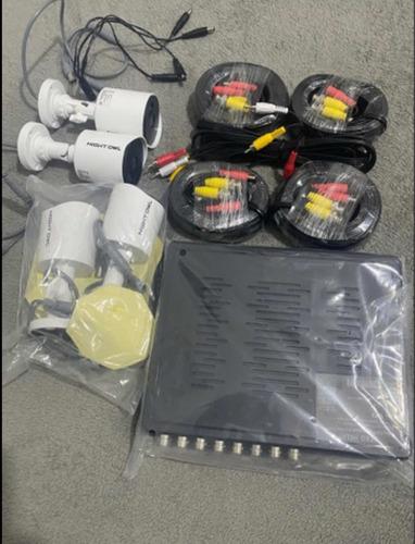 Circuito De Câmeras Completa E De Fácil Instalação