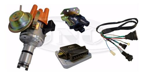 Kit Distribuidor Completo Fusca Brasilia Kombi C/sensor Hall