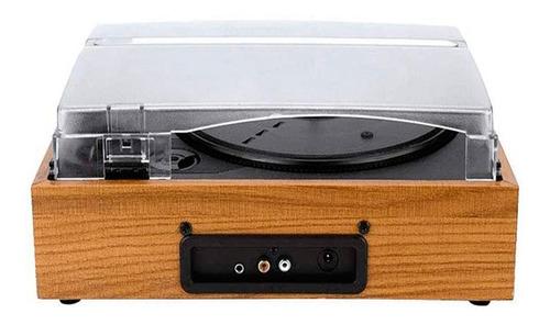 Vitrola Retrô Pulse Perkins Sp365 Multilaser