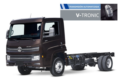 Delivery 9.170/40 Highline V-tronic
