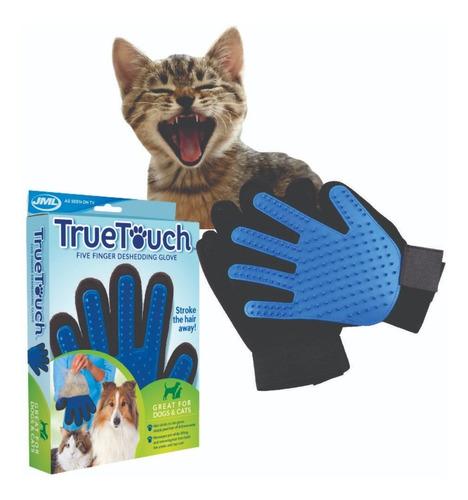 2 Luva Tira Pelo Cães E Gatos Fácil De Usar - Envio Hoje!
