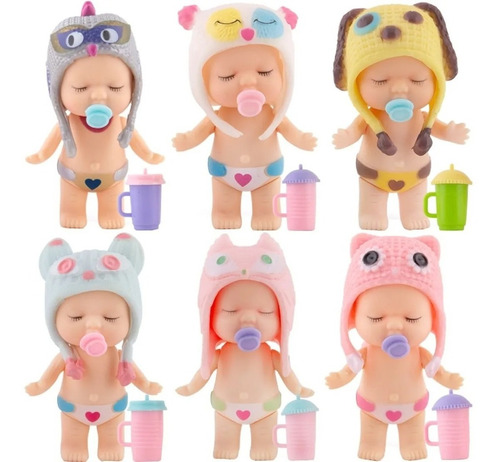 Boneca Ice Cream Baby Surpresa Faz Xixi De Verdade