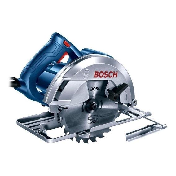 Sierra Circular Bosch Gks 150 1500w 184mm Con Guía