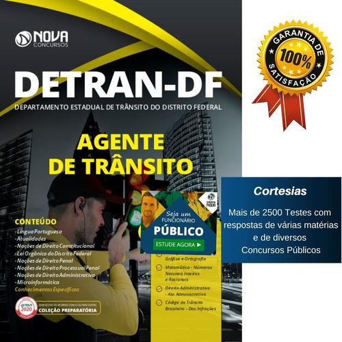 Apostila Detran Df Agente De Transito Detran