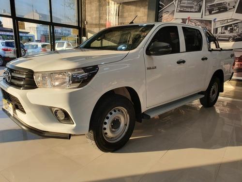Toyota Hilux 2.4 Cd Dx 150cv 4x4 2018