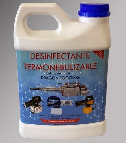 Desinfectante Termonebulizable Para Termonebulizador