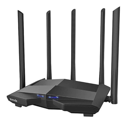 Router Tenda Ac11  Negro 220v