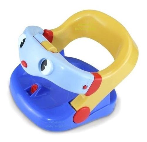 Aro Con Base Plegable Para Bañar Al Bebe Nuevo Asiento Gira