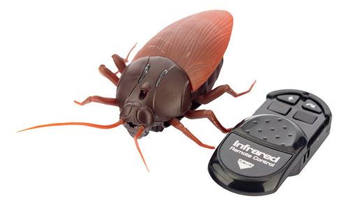 Barata Gigante Robô Controle Remoto Sem Fio Giant Roach Novo
