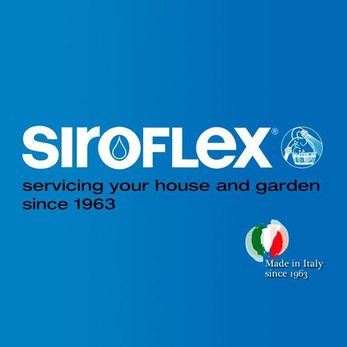Ducha Blanca C/ Filtro Siroflex Italia 2760/2s Aquaflex