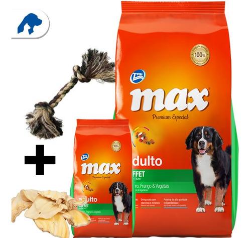 Max Buffet 20 +2kg + Snacks + Regalo + Envío. Comida Perros