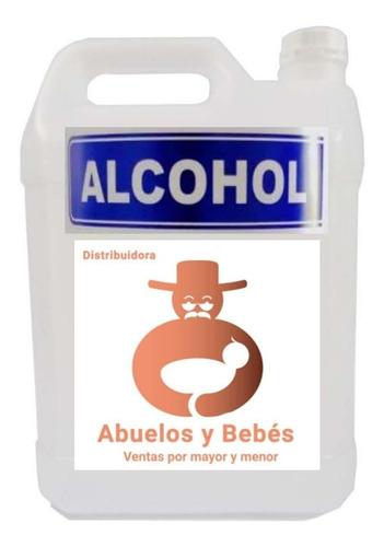 Alcohol Eucaliptado 70º Bidón De 10 Litros
