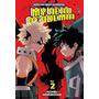Livro My Hero Academia Vol. 2