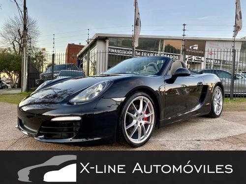 Porsche Boxter S Cabrio