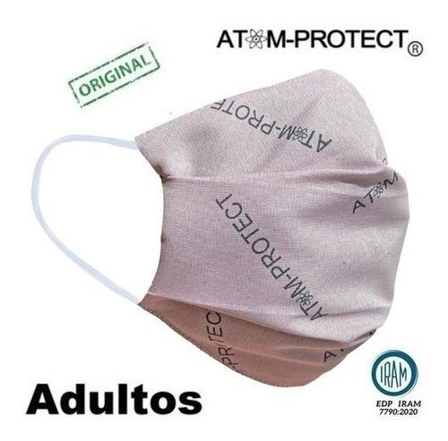 Atom-protect Barbijo Social / Tapaboca Conicet Original X 1