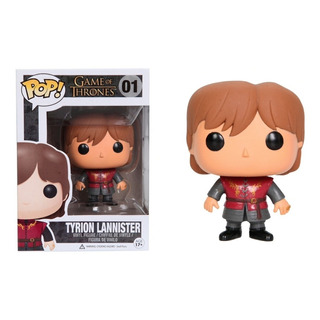 Figura Funko Pop Game Of Thrones Tyrion Lannister #01