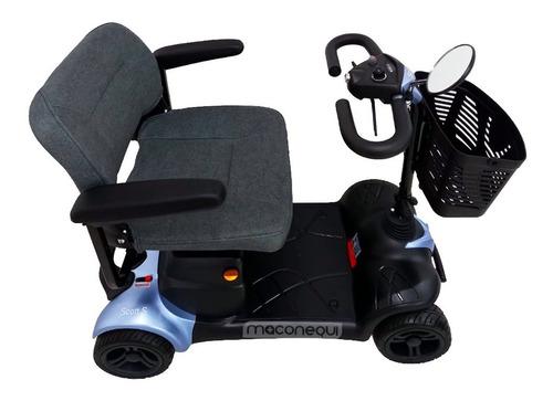 Cadeira Mot. Scooter Elétrica Scott S Portátil
