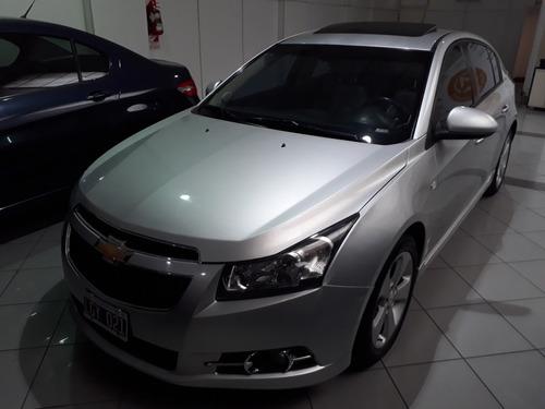 Chevrolet Cruze Ltz 2012 5 Ptas, Concesionario Oficial