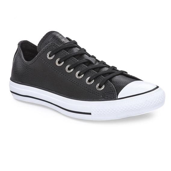 Zapatillas Converse All Star Cuero! Edicion Limitada Leather