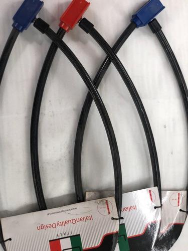 Candado Linga Articulada C/llave 120x25 Pronto Motos